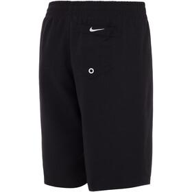 "Nike Swim Logo 8"" Volley Shorts Boys, czarny"
